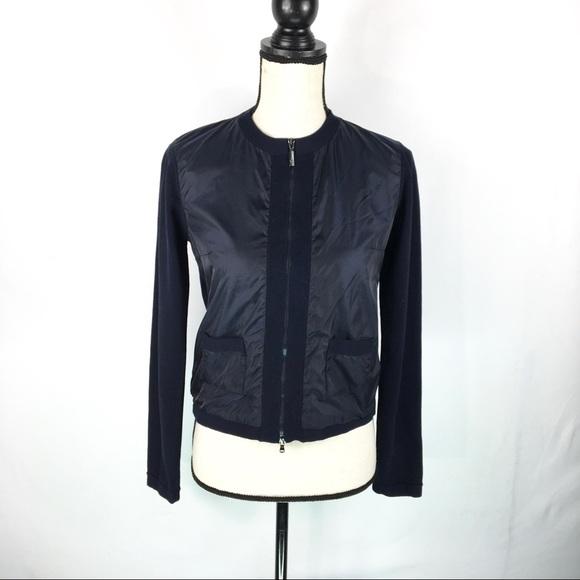 promo code 7f6e8 9a463 Moncler Maglia Tricot Sweater Cardigan Sz Small